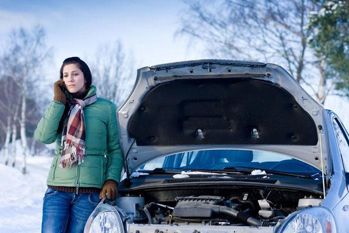 5 wskazówek na skuteczne odpalenie auta zimą